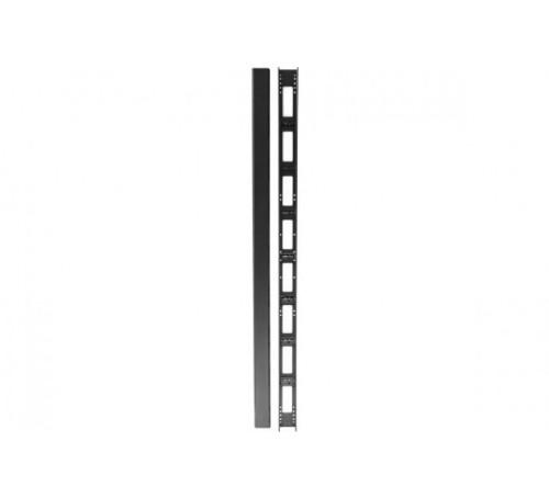 EXC 755284 rack cabinet 42U Black