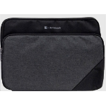 "Toshiba 13.3"" Premium Slipcase notebook case 33.8 cm (13.3"") Sleeve case Black, Grey"