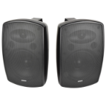 Adastra 100.925UK speaker set 80 W Black