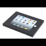 Newstar Lockable iPad Tablet Mount (VESA 75x75mm) - Black