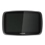 "TomTom GO PROFESSIONAL 6250 Handheld/Fixed 6"" Touchscreen Black navigator"