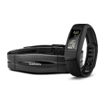 Garmin vivofit 2 Wristband activity tracker LCD Wireless Black