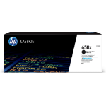 HP 658X toner cartridge 1 pc(s) Original Black