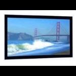 """Da-Lite - Cinema Contour® - 295cm x 165cm - 16:9 - w/ Pro-Trim 65"""" x 116"""" Da-Mat™ - Fixed Frame Screen"""