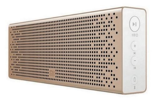 Xiaomi QBH4104GL portable speaker 6 W Stereo portable speaker Gold