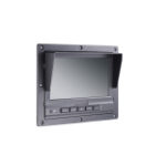 "Hikvision Digital Technology DS-MP1301 car TFT monitor 17.8 cm (7"") 800 x 480 pixels Black"