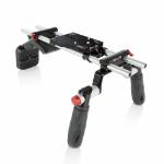SHAPE C200SM camera rig Metal Black