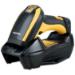 Datalogic PowerScan PBT9100 1D LED Negro, Amarillo Handheld bar code reader