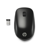 HP Ultra Mobile Wireless mouse Ambidextrous RF Wireless Optical 1200 DPI