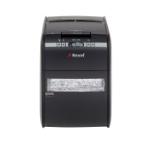 Rexel Auto+ 90X triturador de papel Corte cruzado 22,5 cm 60 dB Negro