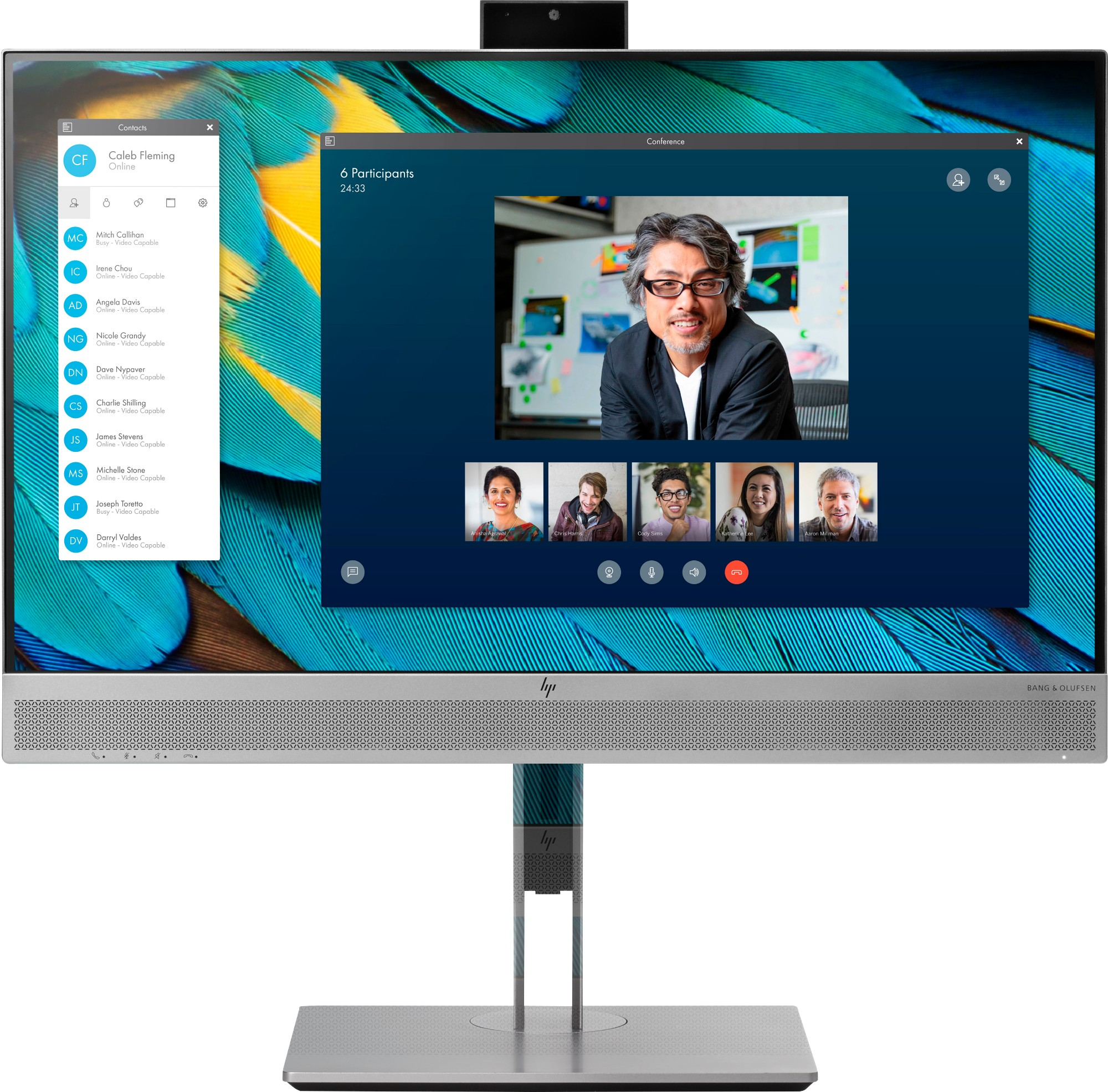 "HP EliteDisplay E243m LED display 60.5 cm (23.8"") 1920 x 1080 pixels Full HD Flat Black,Silver"
