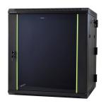 GRAFENTHAL WR9 Freestanding rack 9U Black rack