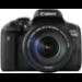 Canon EOS 750D + 18-135mm IS STM SLR Camera Kit 24.2MP CMOS 6000 x 4000pixels Black