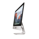 "Apple iMac 21.5"" 1.6GHz 21.5"" 1920 x 1080pixels Silver All-in-One PC"
