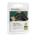 Belkin HDMI Male/ Female Swivel Adapter - Black