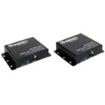 Gefen GTB-UHD-HBTL AV extender AV transmitter & receiver Black