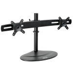 """Tripp Lite Dual Monitor Mount Stand for 10"""" to 26"""" Flat-Screen Displays"""