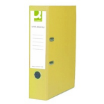Q-CONNECT KF01471 folder Yellow