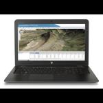 """HP ZBook 15u G3 2.3GHz i5-6200U 15.6"""" 1920 x 1080pixels Black"""