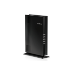 Netgear EAX20 Network repeater 10,100,1000 Mbit/s Black