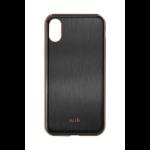 "Moshi iGlaze mobile phone case 14.7 cm (5.8"") Skin case Black"