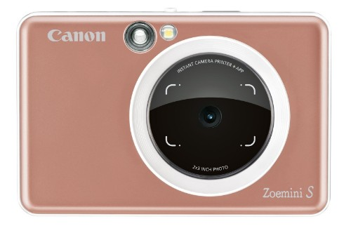 Canon Zoemini S 50.8 x 76.2 mm Rose Gold