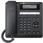 Unify OpenScape Desk Phone CP205 IP phone Black