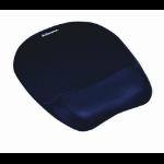 Fellowes Memory Foam Mouse Pad/Wrist Rest Sapphire