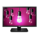 "LG 22MB37PU-B LED display 54,6 cm (21.5"") 1920 x 1080 Pixeles Full HD Negro"