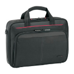 "Targus CN313 notebook case 34 cm (13.4"") Briefcase Black"
