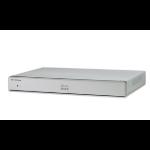 Cisco C1111-8PLTEEA bedrade router Gigabit Ethernet Zilver