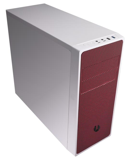 BitFenix Neos Midi-Tower Red,White computer case