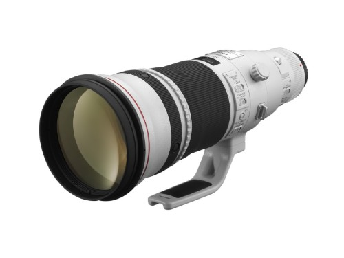 Canon EF 500mm f/4L IS II USM SLR Telephoto lens