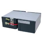 Tripp Lite RBC92-2U 2U UPS Replacement 24VDC Battery Cartridge (1 set of 2) for select SmartPro UPS