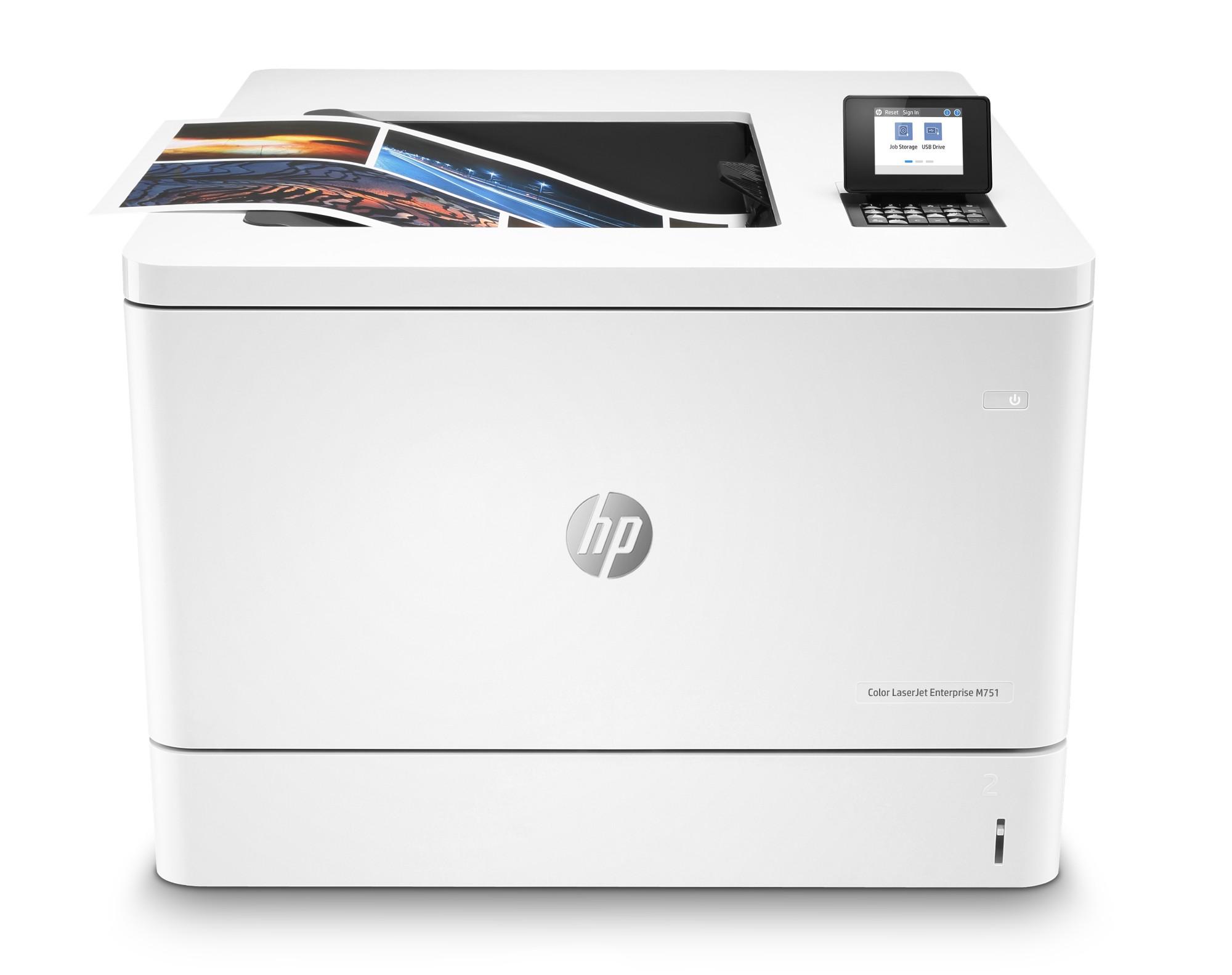 HP Color LaserJet Enterprise M751dn 1200 x 1200 DPI A3 Wifi