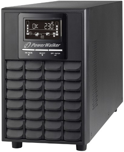 PowerWalker VFI 1000 CG PF1 Double-conversion (Online) 1000 VA 1000 W 4 AC outlet(s)