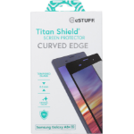 eSTUFF Samsung Galaxy A8+ (18) Curv B Samsung Galaxy A8+ (2018) Clear screen protector 1pc(s)