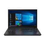 "Lenovo ThinkPad E15 Black Notebook 15.6"" 1920 x 1080 pixels 10th gen Intel® Core™ i5 8 GB DDR4-SDRAM 1000 GB HDD Windows 10 Pro"