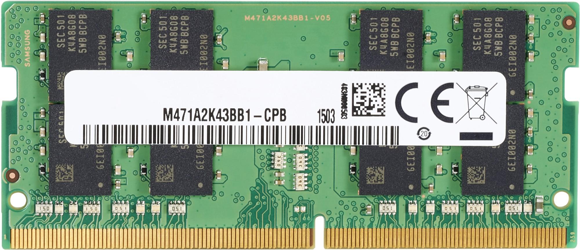 HP 13L75AA módulo de memoria 16 GB 1 x 16 GB DDR4 3200 MHz