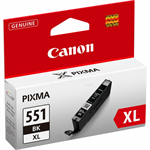 Canon 6443B001 (CLI-551 BKXL) Ink cartridge black, 5.53K pages, 11ml