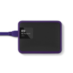 Western Digital WD Grip Pack 1TB Slate HDD enclosure Black,Purple