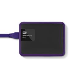 Western Digital WD Grip Pack 1TB Slate HDD enclosure Black, Purple