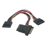 Lindy SATA Power Adapter Cable SATA cable 0.15 m