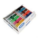 Swash Komfigrip Colouring Pen Fine Tip Assorted Pack 300