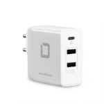 Dicota D31468 mobile device charger Indoor White