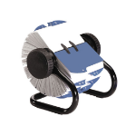 Rolodex Classic Rotary 2 1/4 x 4 business card holder