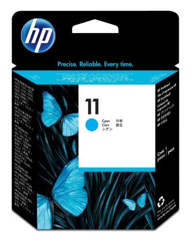 HP C4811A (11) Printhead cyan, 24K pages, 8ml
