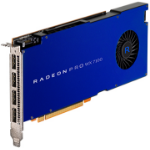 AMD 100-505826 graphics card 8 GB GDDR5