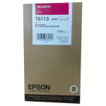Epson C13T611300 (T6113) Ink cartridge magenta, 110ml