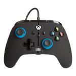 PowerA 1518817-01 Gaming Controller Black, Blue USB Gamepad Analogue / Digital Xbox One, Xbox Series S, Xbox Series X